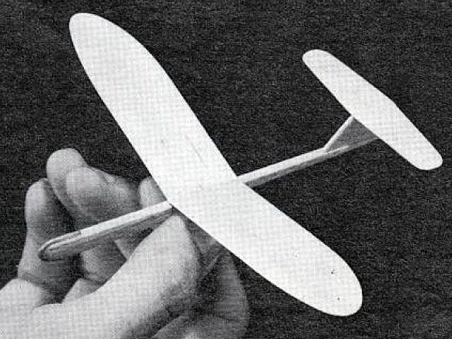Mini-X (oz12911) by John Zaic from American Aircraft Modeler 1969