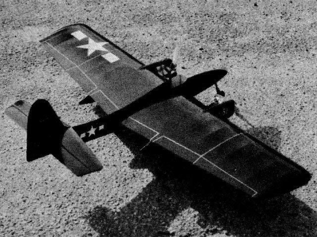 Grumman F7F Tigercat - 12914