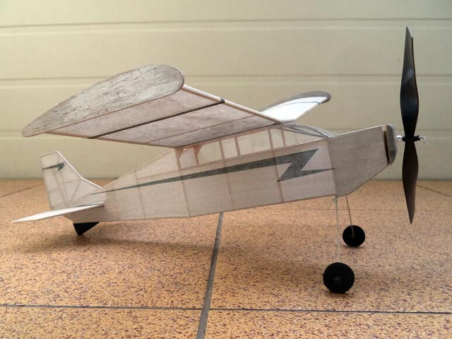 Lacey M-10 (oz12916) by Bill Warner from American Aircraft Modeler 1975