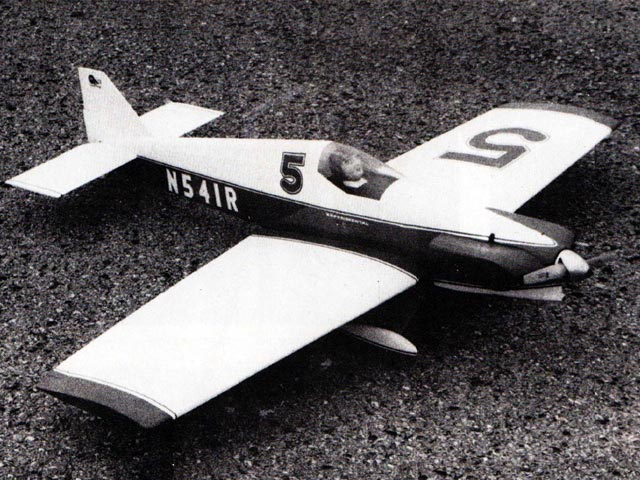 Deja Vu (oz12922) by Fred Reese from Model Airplane News 1974