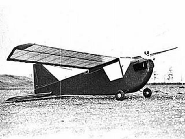 Airknocker (oz1293) by Bill Winter from Flying Models 1963