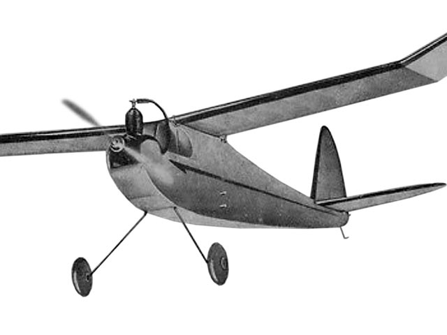 Runt (oz12931) by Bud Henry from Eagle Model Aircraft 1948
