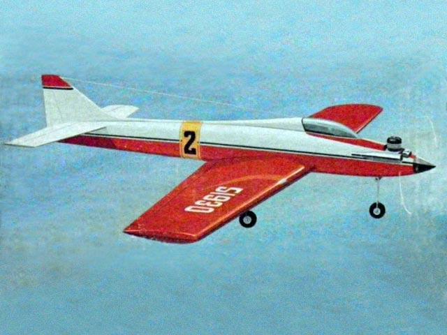 Mach 1 - 12933