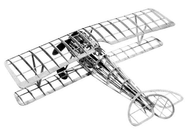 Nieuport 27 - 12956