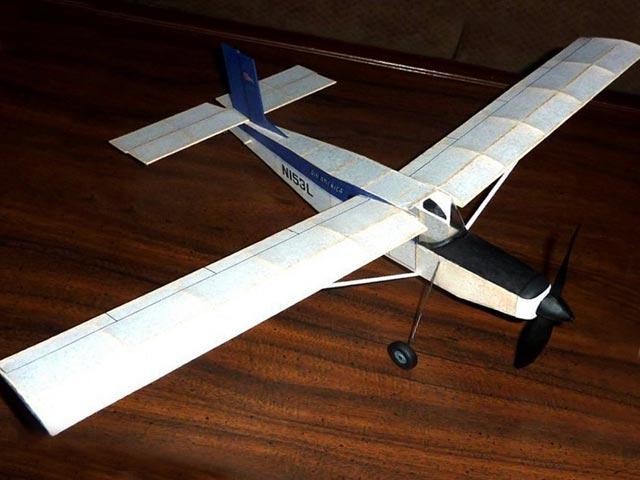 Pilatus PC-6 Porter (oz12964) by Gerald Skrjanc from Micro-X 1978