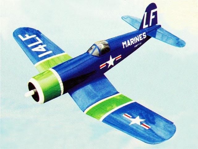 F4U Corsair PSS - 12967