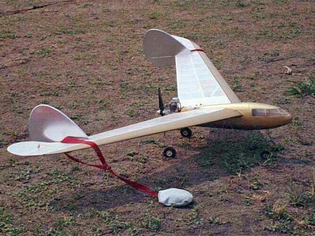 Gross Flying Wing - 12976