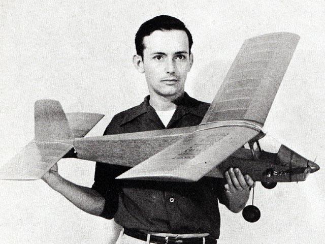 Slowpoke (oz12978) by Lloyd Hunt from Model Airplane News 1953