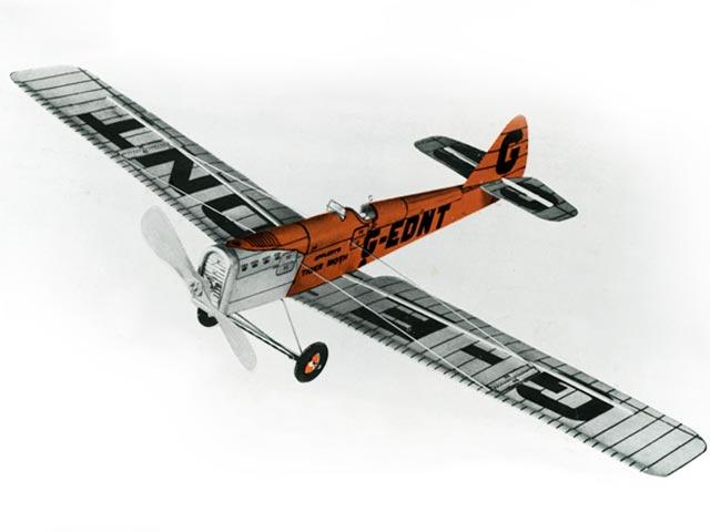 Tiger Moth - 13007