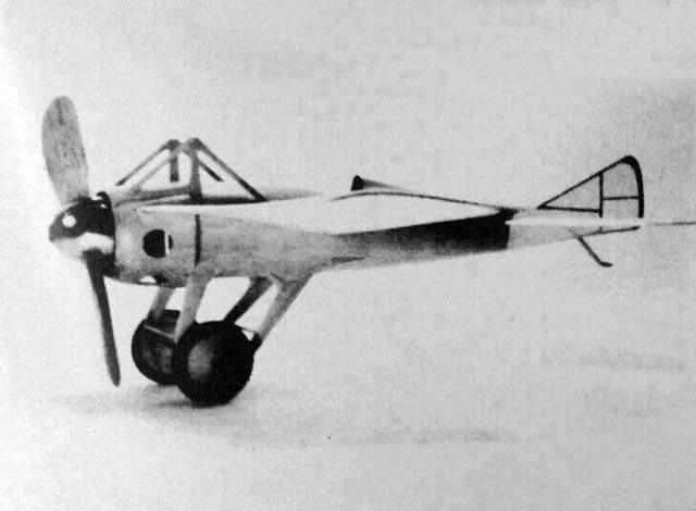 Deperdussin Racer - 13011