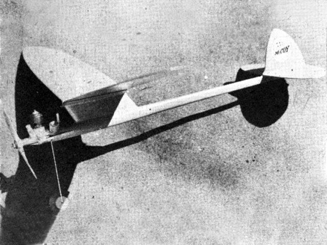 555 (oz13013) by Harold Stevenson from Flying Models 1957