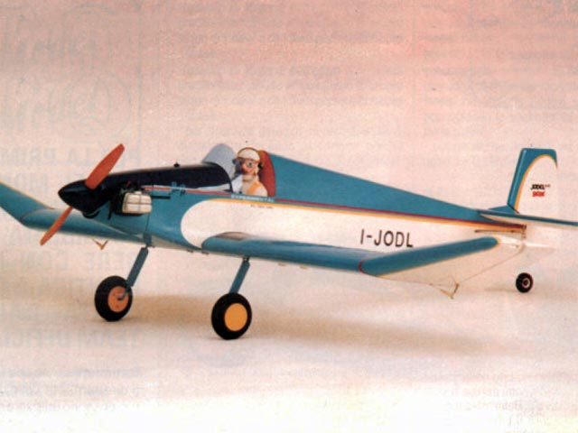 Jodel Bebe D92 (oz13026) by Roberto Prezioso from Eco Model 1990