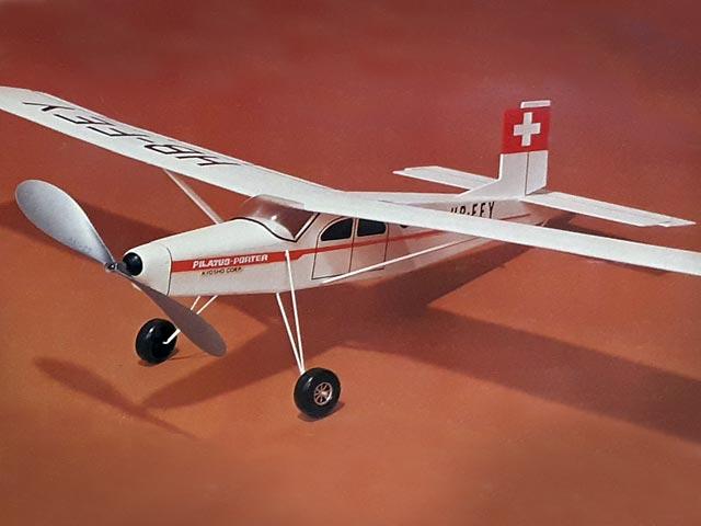 Pilatus Turbo Porter - oz13046