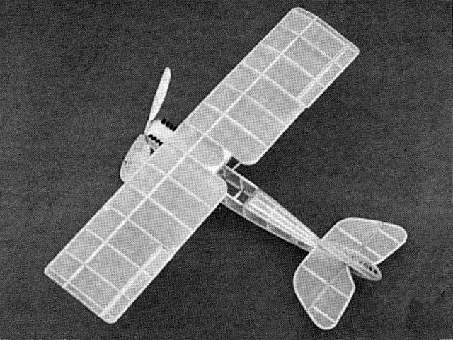 Sperry Curtiss Monoplane - 13054