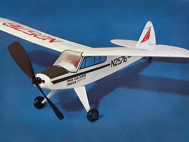 Piper Cub Cruiser - 13062