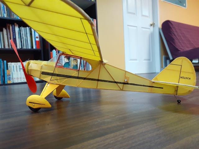 Piper PA-16 Clipper - 13069