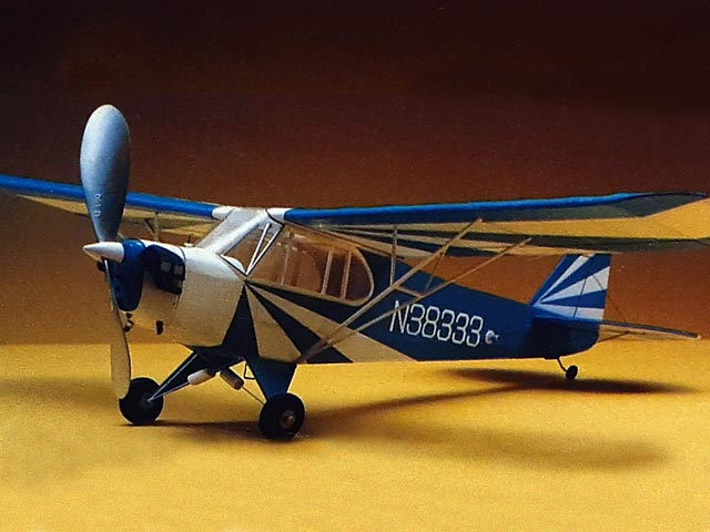 Clipped Wing Cub - 13096