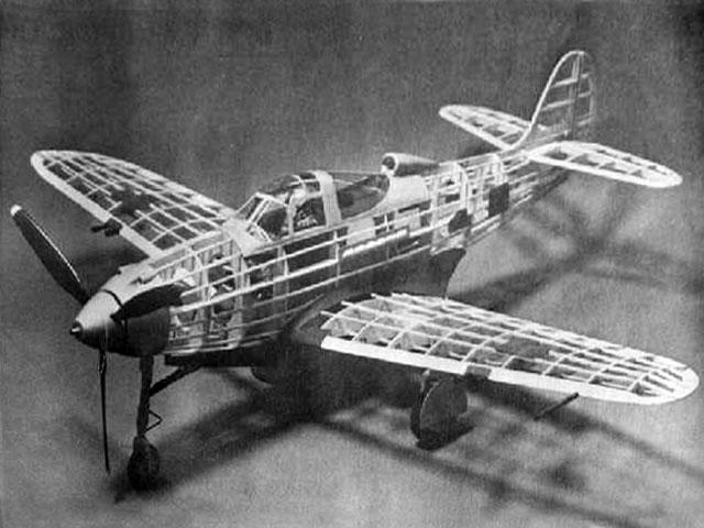 Bell P-39D Airacobra - 13111