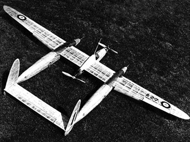 A-27 (oz13119) by H Seward Dion from Model Builders Manual No. 2 1941