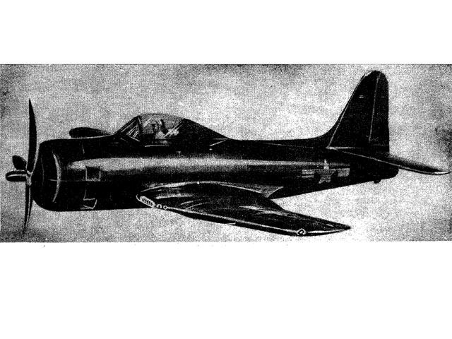 Ryan FR-1 Fireball - 13121