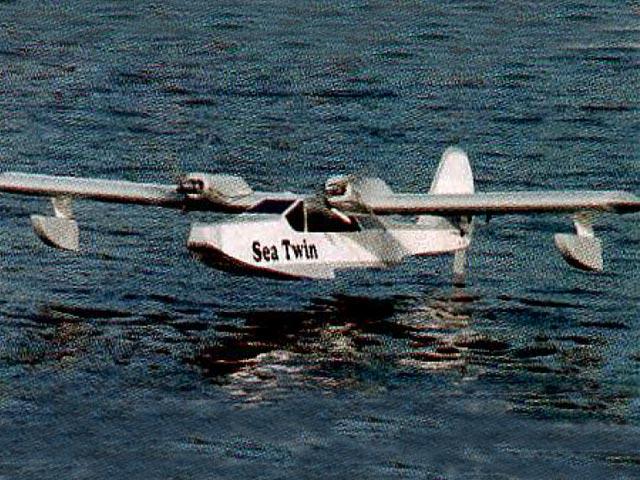 Sea Twin - 13132