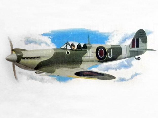 Spitfire VB - 13136