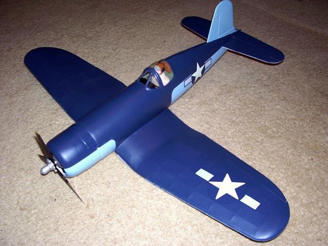 F4U-5 Corsair (oz13145) from Sterling 1964