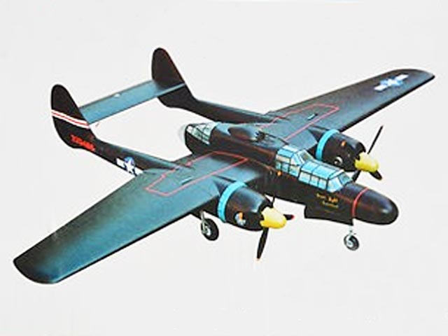 P-61B Black Widow (oz13180) from Royal Marutaka