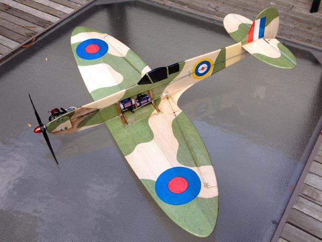 Profile Spitfire - oz13206