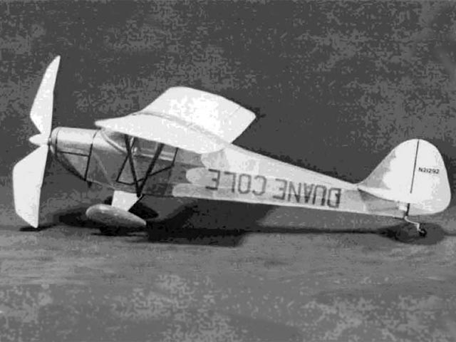 Taylorcraft BF-50 - oz13207