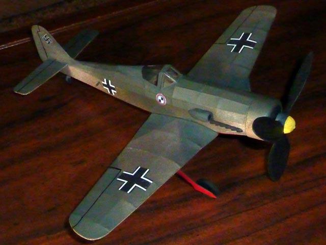 Focke-Wulf Fw190D-9 - oz13217