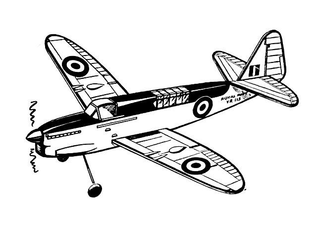 Fairey Firefly MkI - oz13227