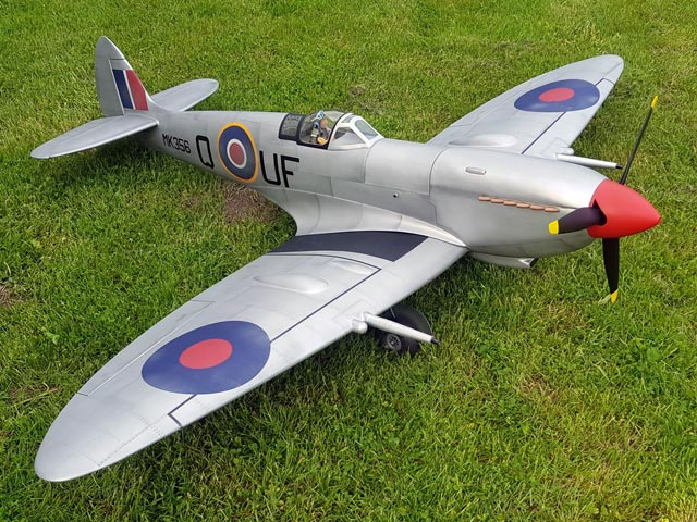 Spitfire IX - oz13243