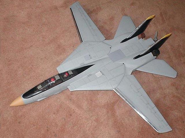 Grumman F-14A Tomcat - oz13264