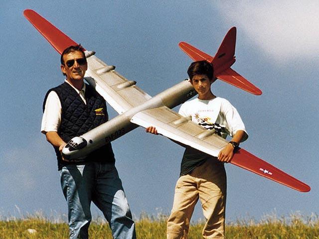 Convair B36B Peacemaker - oz13270