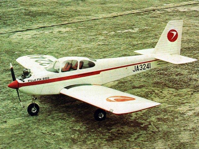 Fuji FA-200 Aero Subaru - oz13278