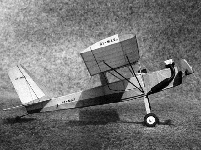 TEAM Hi-Max (oz13299) by George Benson from Model Builder 1993