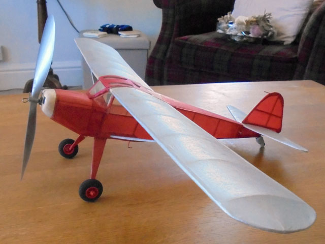 Auster Arrow (oz1330) from Keil Kraft
