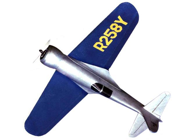 Hughes 1B Racer - oz13316