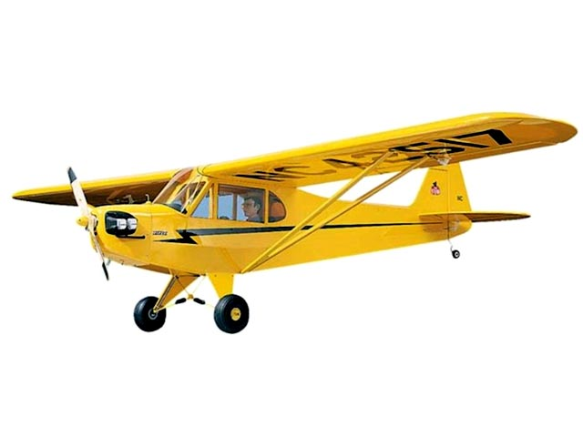 Piper Cub 40 (oz13332) by Paul Carlson from Great Planes