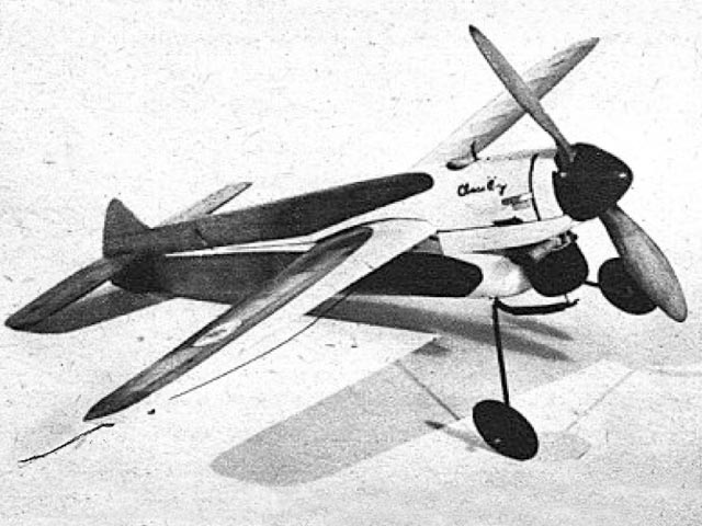 Classy (oz13333) by Jack Norris from Air Trails 1947