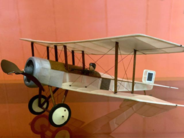 Bristol Scout D (oz13373) by Mike Nassise from Bay State Squadron 2013