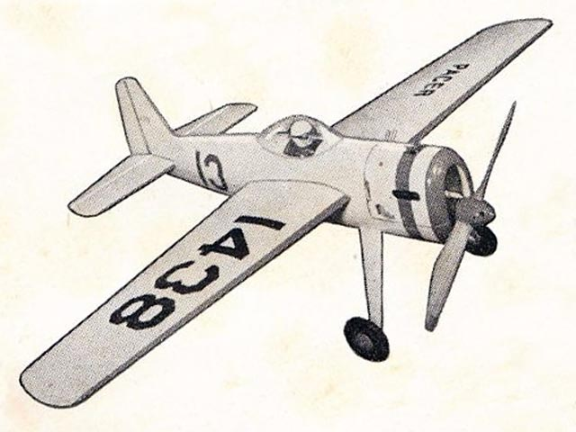 Pacer (oz1373) by Bill Dean from Keil Kraft 1952