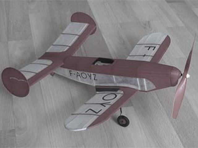 Mauboussin Hemiptere Type 40 (oz1422) by David Collins