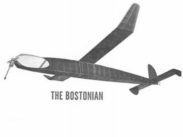 Bostonian (oz1459) by Lee Renaud from Air Trails 1953