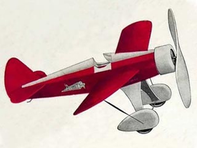 Red Racer  (oz155) from Comet 1932
