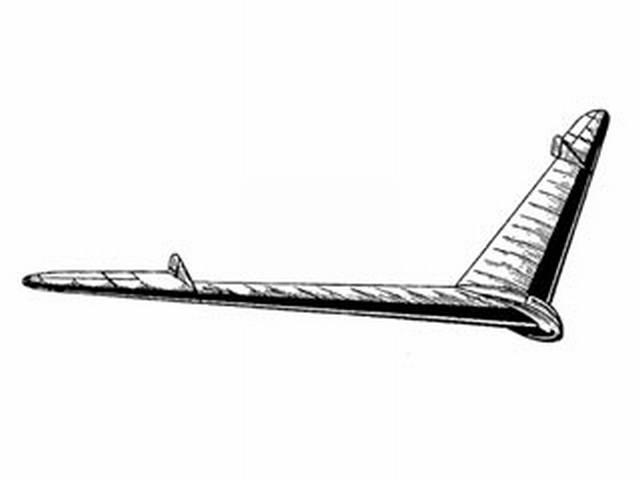 Sailwing 50 (oz1580) by Frank Zaic from Jasco 1946