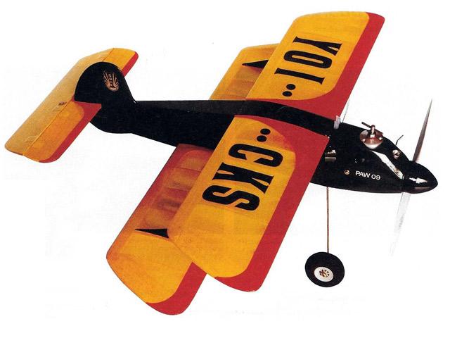 Yoicks (oz1581) by John Coasby from Aeromodeller 1949