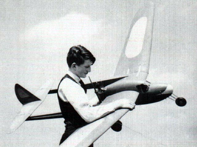 XP-3 (oz1613) by Ben Shereshaw from Model Builder 1939