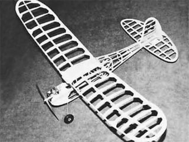 Bulldozer (oz1623) by Jerry Stoloff, Jaromir Pipek from Model Flyer 2000